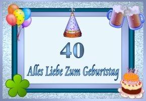 40 Geburtstag 3
