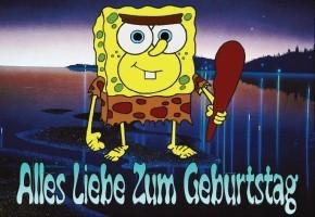 Spongebob Postkarten